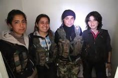 kurdish female sniper - Yahoo Image Search Results