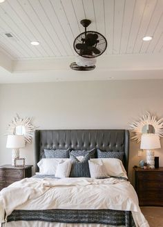 How to Make Your Tray Ceiling Feel Like Home