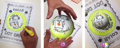 Dot Day Fun! Watch Your Dot Come to Life in Amazing 3D in the colAR App