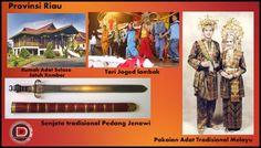 34 Nama Pakaian adat, Tarian Adat, Rumah Adat dan senjata Tradisional di Indonesia   DTECHNOINDO