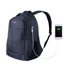 33.66$  Watch now - http://alie5x.shopchina.info/go.php?t=32789823932 - best big black anti theft water resistant business travel laptop book bag backpack pc usb waterproof computers daypack for trave  #buyininternet