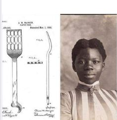 For all those who love baking, but want the tasks to be made as easy as possible, you have Anna M. Mangin to thank for her ability to foresee your needs. The young African American woman invented the pastry fork in 1891.