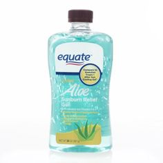 Free 2-day shipping on qualified orders over $35. Buy Equate Aloe Sunburn Relief Gel at Walmart.com