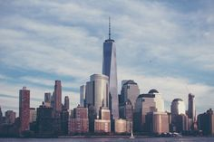 One World Trade Center sur Tout New York #Building #Monuments #Musee #Vue #Inratable #NewYork #NewYorkCity
