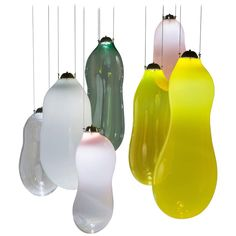 Big Bubble Pendants,