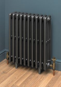 This high quality cast iron radiator will complement most styles of décor