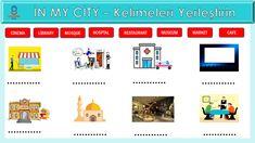 Sınıf İngilizce My Home In My City Transporter Cinema, Museum, Marketing, City, Movies, Cities, Museums, Movie Theater