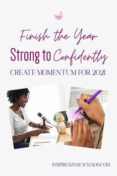 Find a way to finish the year strong. This will set you up to be confident as you move into 2021 and create the momentum you need to find success. Business Pages, Business Tips, What Is Attraction, Trello Templates, Direct Sales Tips, What Is Work, Creating A Vision Board, Facebook Business, Do You Know What