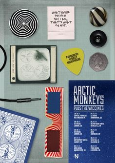 Arctic Monkeys / Poster show