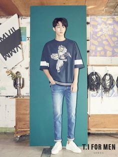 Korean Fashion – Designer Fashion Tips Korean Men, Asian Men, Korean Actors, Boy Fashion, Korean Fashion, Mens Fashion, Jong Hyuk, Kim Book, Bride Of The Water God