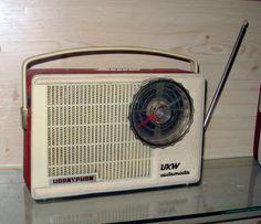 Another Vintage Radio