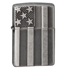 This Armor Antique Silver Plate is deep carved with an American flag-style design. This unique combination results in a beautiful design and an interesting texture. Comes packaged in an environmentall