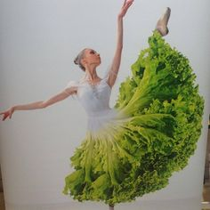 Also available in endive. #dance #food #fun