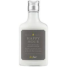 Drybar - Happy Hour Weightless Shampoo & Happy Hour Weightless Conditioner  #sephora