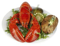Enjoy your special days with Maine lobster dishes.