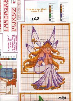 sandylandya@outlook.es  Just Cross Stitch Patterns | Learn craft is facilisimo.com