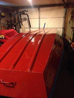 Spray Paint Or Spray Gun For A Raw Aluminum Boat?