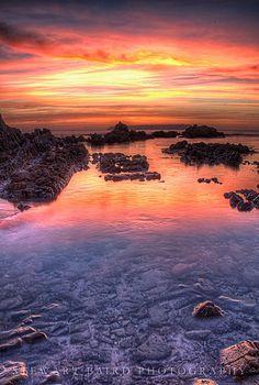 Amazing Sky, Red Sea, Alexandria, Egypt | Stewart Baird Photography