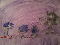 Sonic Unleashed, Nerdy, Drawings, Painting, Art, Art Background, Painting Art, Kunst, Sketches