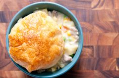 Make a diabetic-friendly version of the all-American classic dish. Turkey pot pie has never been easier! Learn more at DiabetesSelfManagement.com.