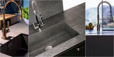 sapienstone encimeras Sink, Home Decor, Kitchen Countertops, Kitchens, Solid Wood, Bathroom Sinks, Bath, Sink Tops