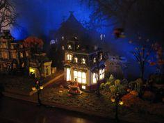 Lemax Spooky Town | Dept 56 Lemax Spooky Town Halloween Village Display 2012 | Flickr ...