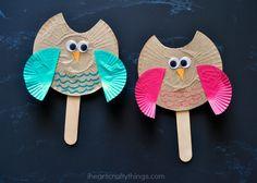 3.bp.blogspot.com -2IdwreuTO8E VYX_D-igHHI AAAAAAAAYfc zak1WZfHgIA s1600 cupcake-liner-owl-puppet-craft-2.jpg