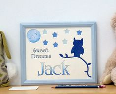 Check out this item in my Etsy shop https://www.etsy.com/uk/listing/293518177/personalised-nursery-wall-art-baby-boy