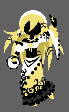 Vocaloid - Dancer of Aureolin by Dj-Mewmew.deviantart.com on @DeviantArt