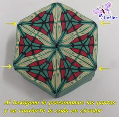 FIMO MANUALIDADES MT: TUTORIAL REED