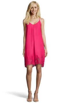 Boutique Amy Scallopped Hem Strappy Cami Dress at boohoo.com