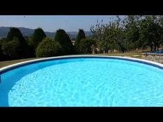 The pool of the villa centopino http://www.agriturismocentopino.it/en/tuscany-villa-centopino-en #tuscanyvilla #centopino #pool #siena #toscana #tuscany