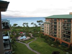 Honua Kai Resort, Maui...going back and could even retire there!