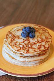 Sarah Bakes Gluten Free Treats: gluten free vegan multigrain pancakes