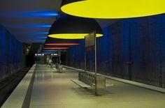 Munich Subway No.3 Photograph