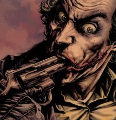 JOKER, by Brian Azzarello and Lee Bermejo
