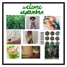 """""""/welcome September"""" by xxprincesscarolinexx ❤ liked on Polyvore featuring beauty and Givenchy"""