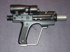 Custom Light Blaster Pistol