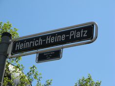 Straßenschild Düsseldorf