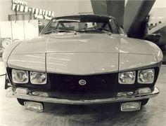 Fiat 125 GTZ (Zagato), 1967