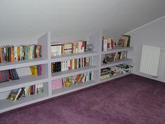 biblioteczka na poddaszu - Szukaj w Google