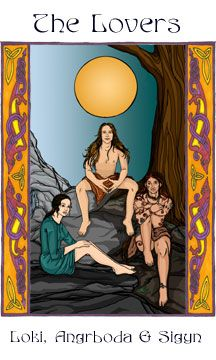 Northern Tradition Paganism: The Giants' Tarot - Trumps