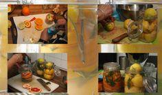 hausgemachte salz-zitronen und salz organgen, foodlab bei miet&eat