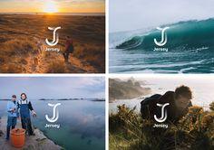 Visit Jersey branding by FutureBrand.