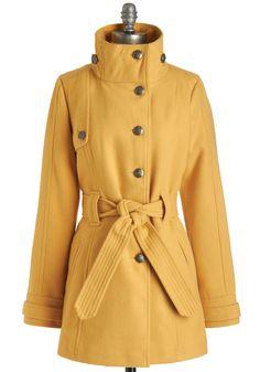 Buttercup Coat