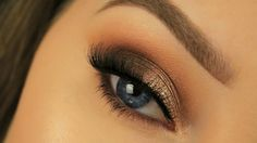 Prom Makeup | Too Faced Natural Love Palette Tutorial