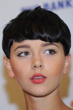 Monika Brodka fresh make-up