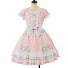♡Angelic pretty♡ Color scheme Pearl Heart Dress 配色パールハートワンピース http://www.wunderwelt.jp/products/detail8164.html ☆・。 。・゜☆How to buy☆・。 。・゜☆ http://www.wunderwelt.jp/user_data/shoppingguide-eng ☆・。 。・☆ Japanese Vintage Lolita clothing shop Wunderwelt ☆・。 。・☆ #sweetlolita