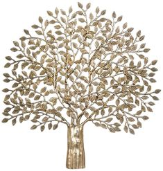 Charming And Durable Metal Tree Wall Art Garagejazz Wall