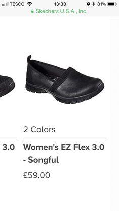 Skechers Work Shoes, Slippers, Color, Women, Fashion, Moda, Fashion Styles, Colour, Slipper